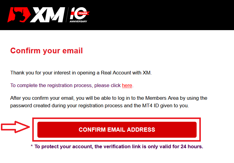 How to Open Account and Sign in to XM
